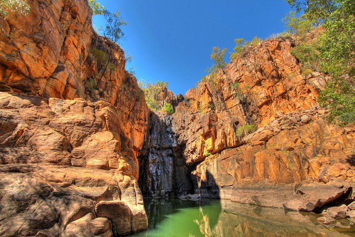 Nitmiluk (Katherine Gorge) National Park, Northern Territory