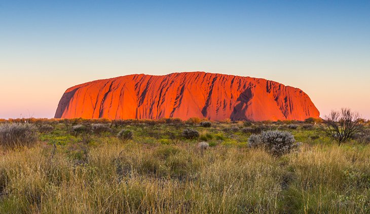 Uluru-Kata Tjuta National Park, Northern Territory