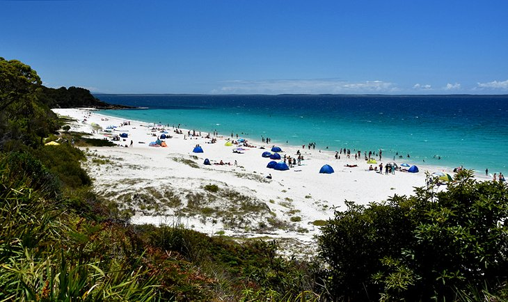 Hyams Beach, New South Wales