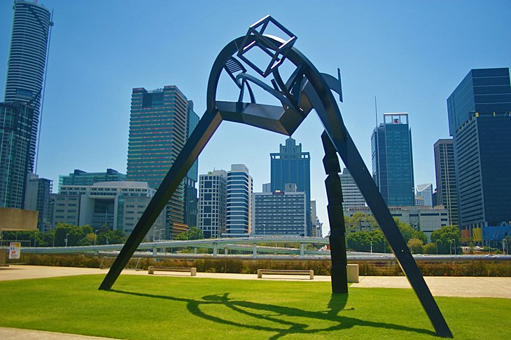 Queensland Art Gallery & Gallery of Modern Art (QAGOMA)