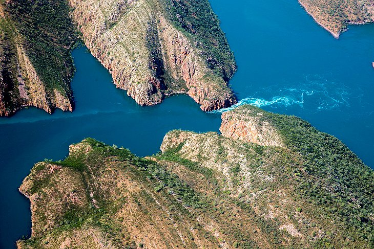 Horizontal Falls Scenic Flight