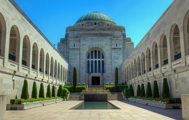 Where To Go In Canberra