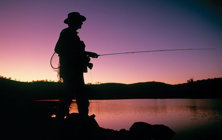 10 top rated fishing destinations in australia planetware. Black Bedroom Furniture Sets. Home Design Ideas