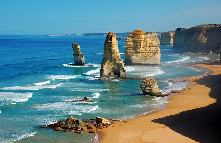 Map Of Australia Natural Features.14 Top Rated Tourist Attractions In Australia Planetware