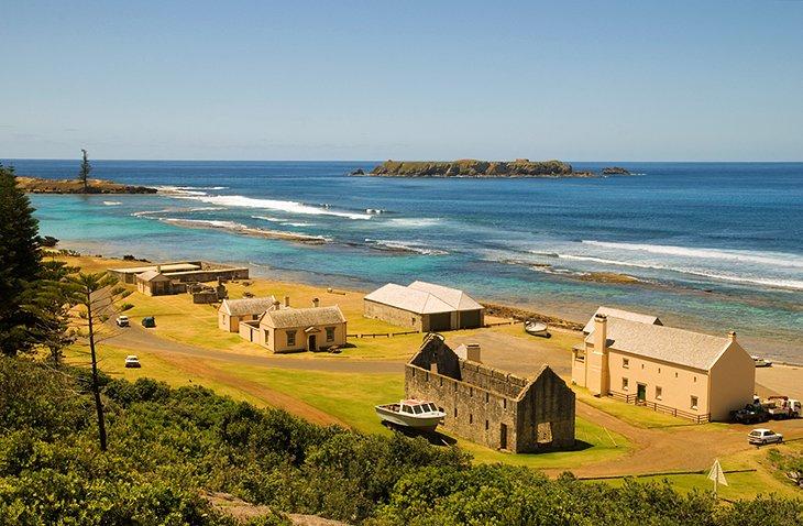 Norfolk Island Tourist Attractions