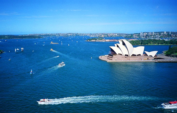 Tourist Map Of Australia With Cities.14 Top Rated Tourist Attractions In Australia Planetware