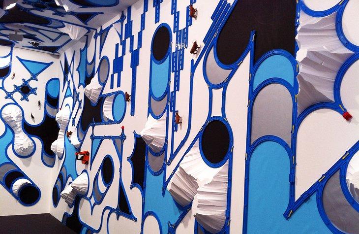 ایجاد یک شاهکار در مرکز هنر کودکان QAGOMA