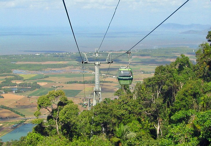 Skyrail Rainforest Cableway