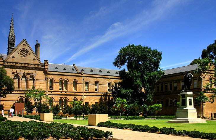 Mitchell Building of the University of Adelaide