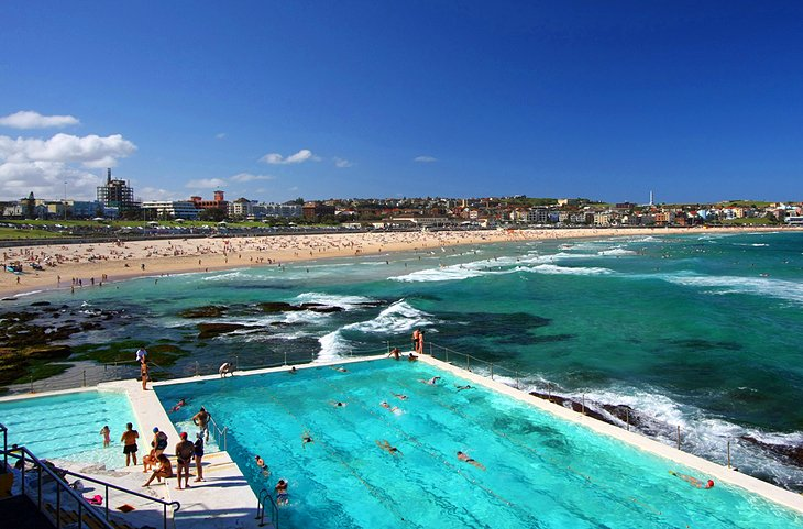 Pool near Bondi