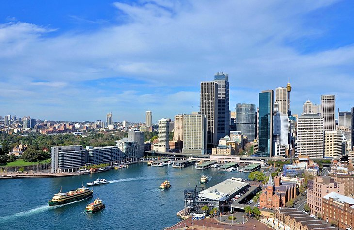 17 TopRated Tourist Attractions in Sydney – Sydney Tourist Map