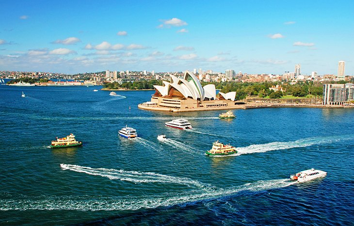 Sydney Opera House: A Visitor's Guide   PlanetWare