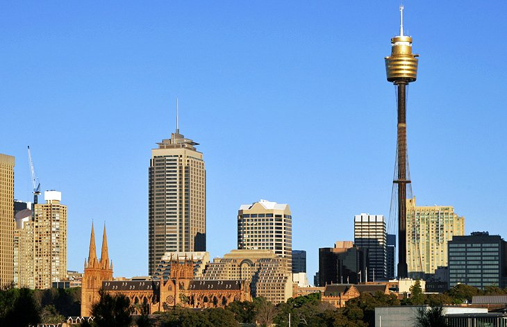 The Sydney Tower Eye