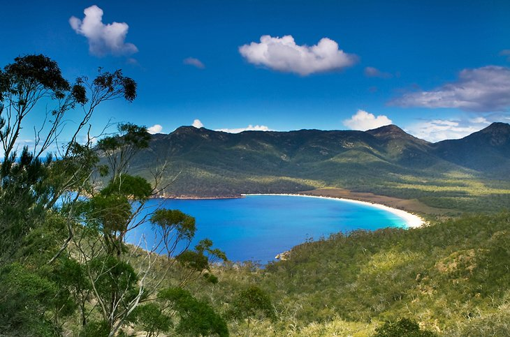 Wineglass Bay Circuit, Tasmania