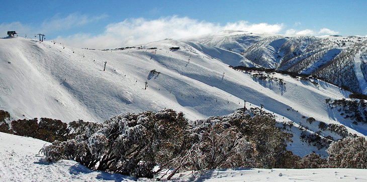Mt. Hotham, Australian Alps National Park, Victoria