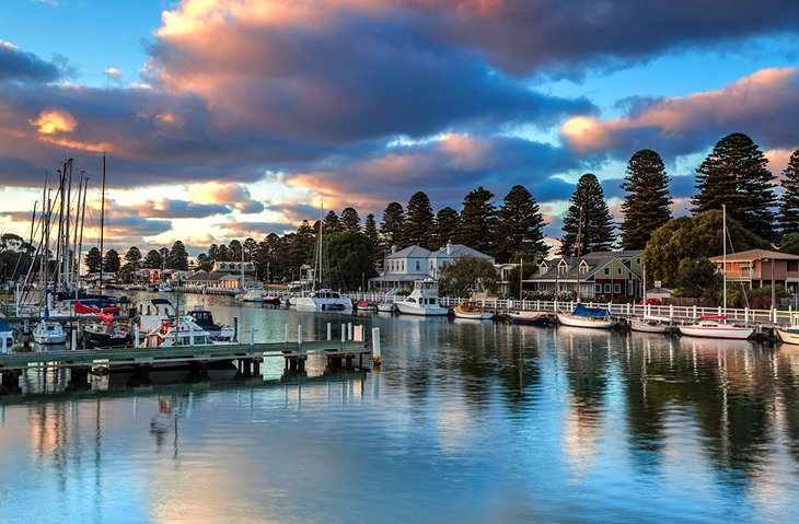 Port Fairy and the Folk Festival