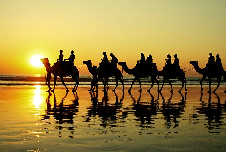 Broome and the Kimberley region