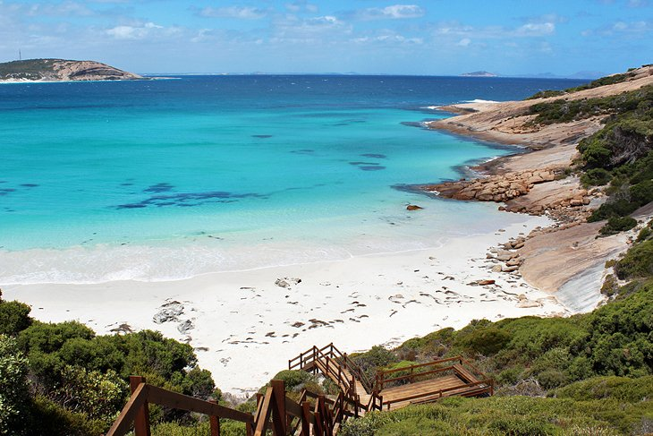 Esperance Bay and Cape Le Grand National Park
