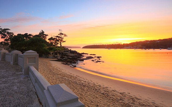 Build a Sand Castle at Balmoral Beach