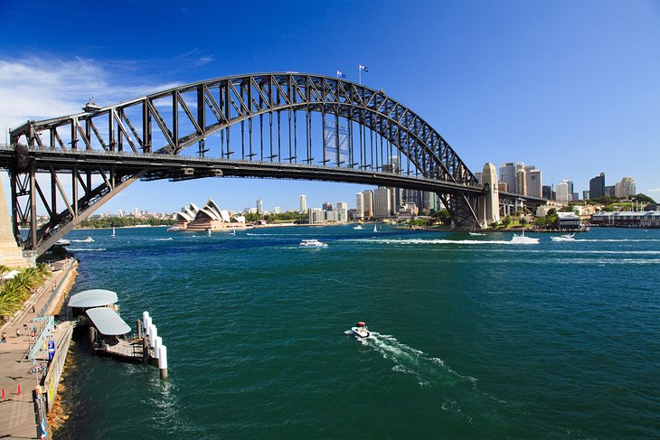 Climb or Cruise by the Sydney Harbor Bridge
