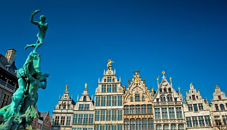Grand Place, Antwerp