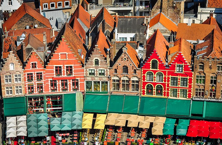 14 TopRated Tourist Attractions in Bruges PlanetWare
