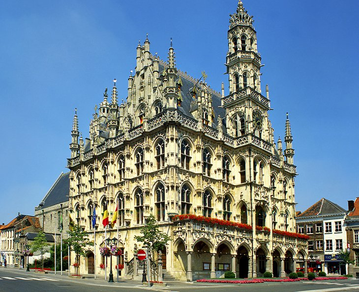 11 Top Rated Day Trips From Brussels Planetware