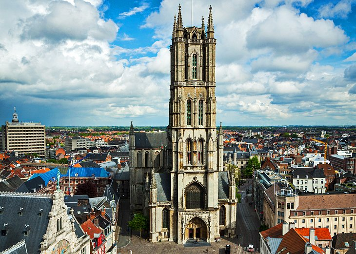 12 TopRated Tourist Attractions in Ghent PlanetWare