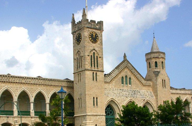 Parliament Buildings, Bridgetown