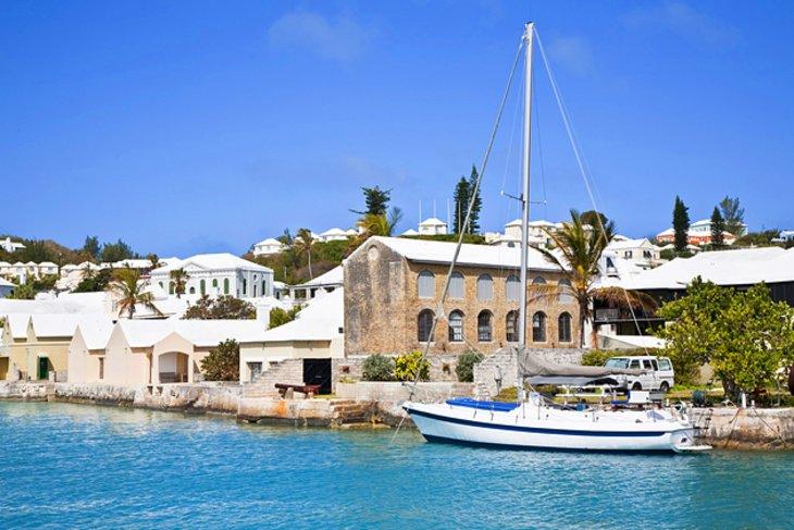 14 TopRated Tourist Attractions in Bermuda – Bermuda Tourist Map