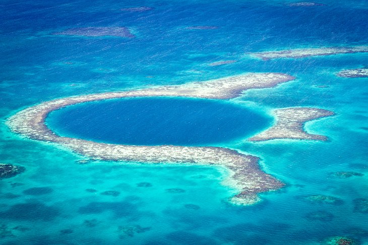 12 TopRated Tourist Attractions in Belize – Belize Tourist Map