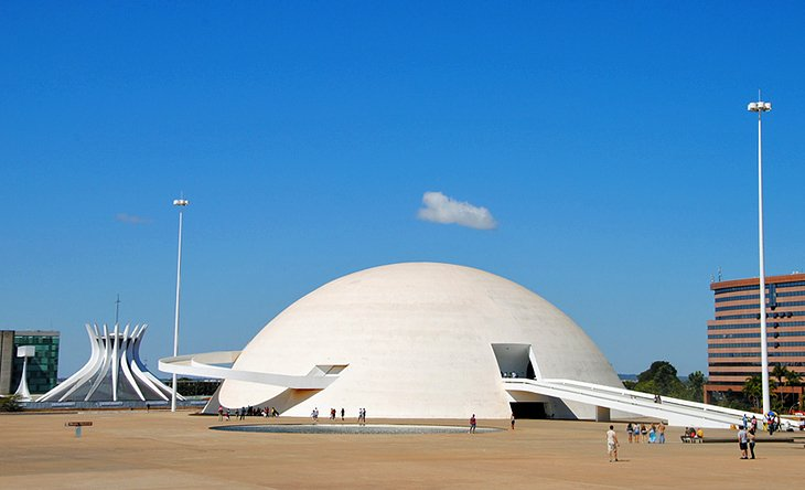 10 Top-Rated Tourist Attractions in Brasilia | PlanetWare