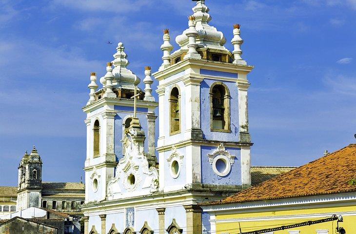 Igreja Nosa Senhora do Rosário dos Pretos