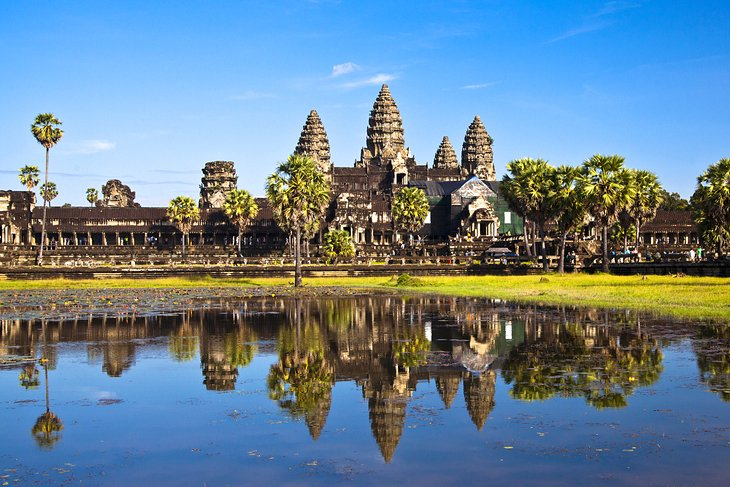 12 TopRated Places to Visit in Cambodia – Cambodia Tourist Attractions Map