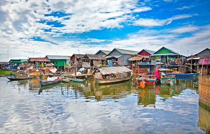 Lake Tonlé Sap