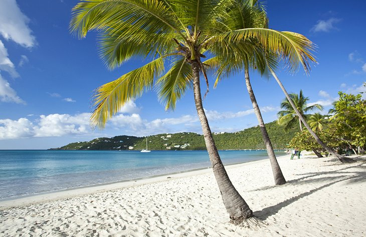 Magens Bay, St. Thomas, US Virgin Islands