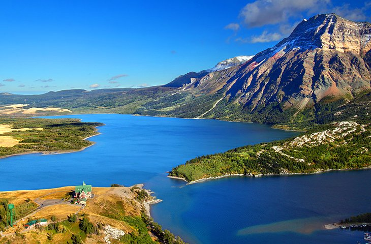 Waterton Lakes National Park (Waterton-Glacier International Peace Park)