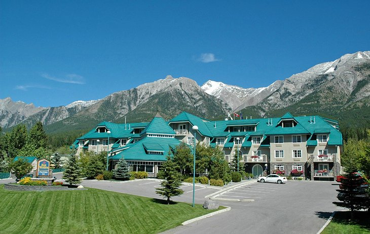 8 Top Rated Resorts In Canmore Planetware