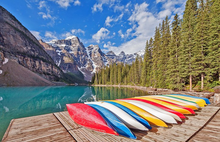 Photo Source: Moraine Lake Lodge