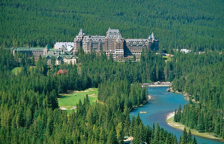 Photo Source: Fairmont Banff Springs