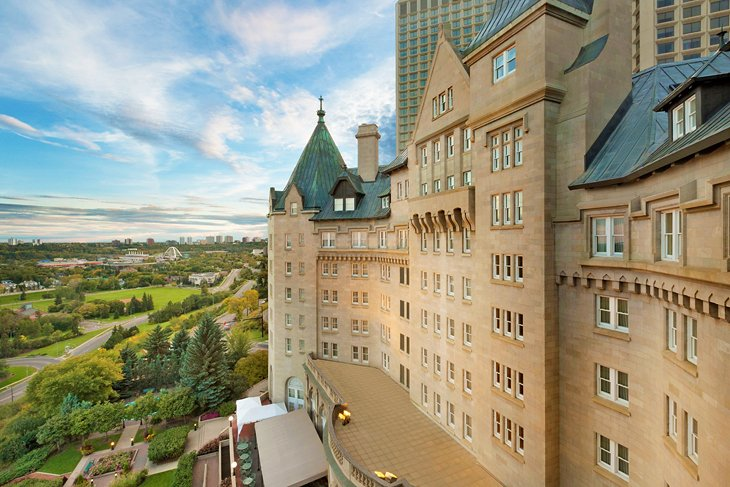 Photo Source: Fairmont Hotel Macdonald