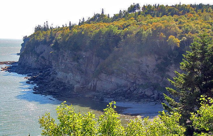 St. Martins and the Fundy Trail Parkway