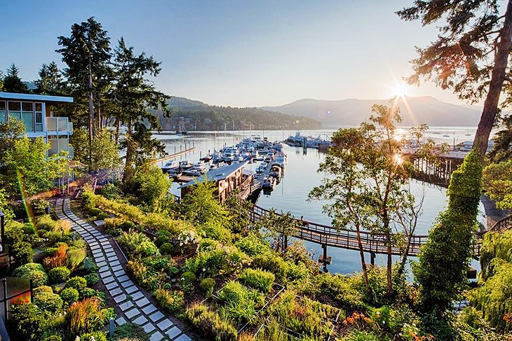 Photo Source: Brentwood Bay Resort & Spa