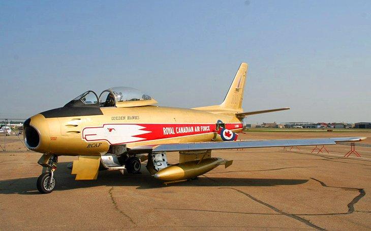 Музей авиации Альберты