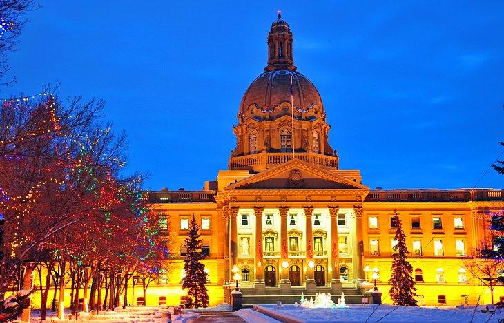 Здание законодательной власти
