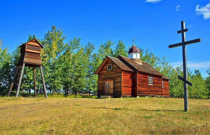 Деревня культурного наследия Украины