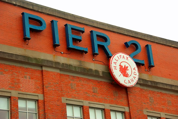 Pier 21 National Historic Site