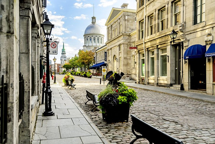 Montreal's Old Town