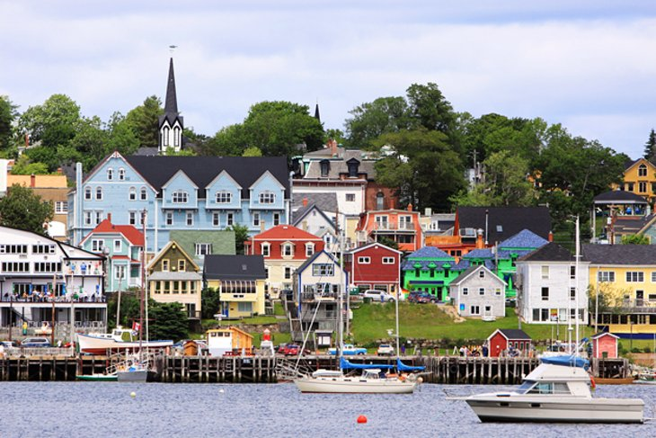 Historic Lunenburg and Mahone Bay