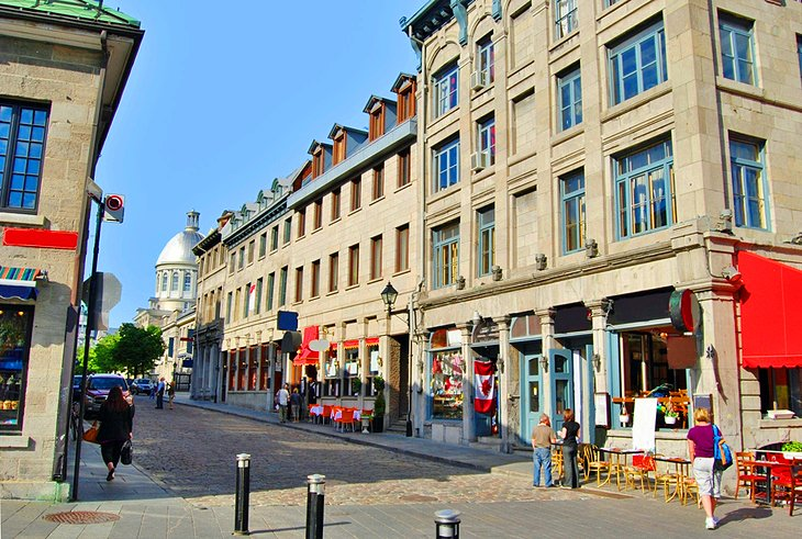 Vieux-Montreal (Old Montreal)